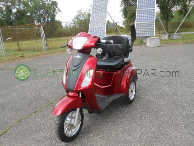 Trilux háromkerekű elektromos jármű