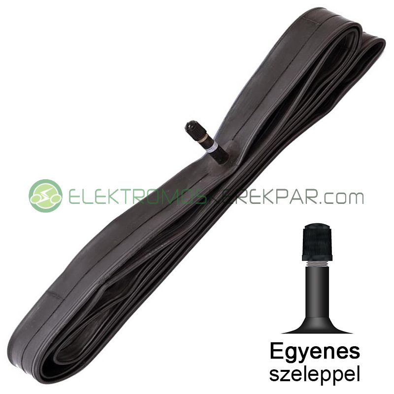 18*2.125 elektromos kerékpár gumitömlő (E)