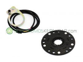 elektromos kerékpár pedálasszisztens (CK115379) - 06705125161