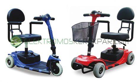 Ztech ZT17 elektromos tricikli alkatrészek készletről - 06705125161