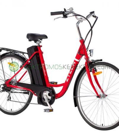 Z-tech 36V 12Ah elektromos kerékpár (CK157396) - 06705125161