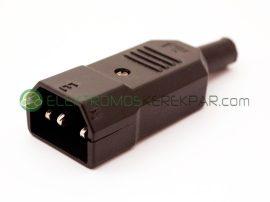 Elektromos kerékpár töltő lengő csatlakozó aljzat (CK207260) - 06705125161