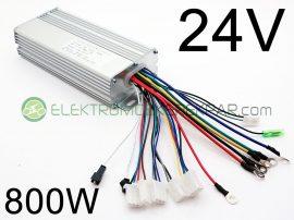 24v 800W UNI HALL jeladós kerekesszék vezérlő elektronika (CK212487) - 06705125161