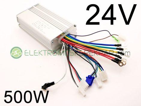 24v 500W UNI HALL jeladós kerekesszék vezérlő elektronika (CK229037) - 06705125161