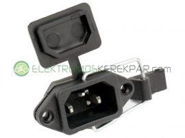 Elektromos kerékpár töltő csatlakozó (CK309800) - 06705125161
