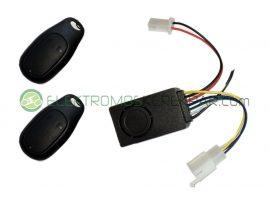 riasztó elektromos kerékpárhoz (CK395336) - 06705125161
