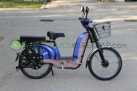 VELION CHR18 erősített vázas elektromos kerékpár - CK464172 - 06705125161