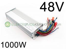 48v 1000W UNI HALL jeladós elektromos kerékpár vezérlő elektronika (CK465354) - 06705125161