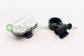 Elektromos kerékpár lámpa - LED - elemes - CK468908, 06705125161