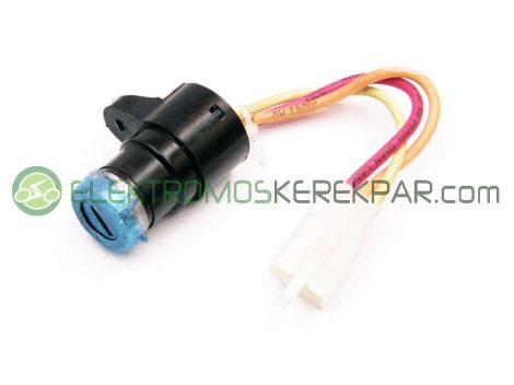 elektromos kerékpár gyújtáskapcsoló (CK472524) - 06705125161