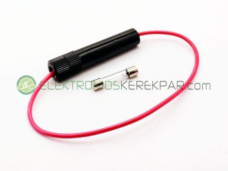 Biztosité kelektromos kerékpárhoz hengeres (CK488296) - 06705125161