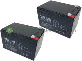 Elektromos kerékpár akkumulátor 6-dzm-10 12V 12Ah akció (CK517969) - 06705125161