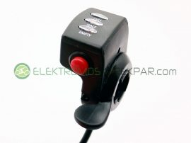 elektromos kerékpár gázkar (CK527944) - 06705125161