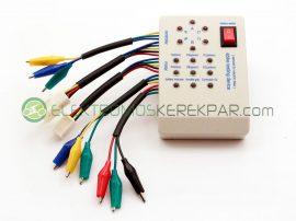elektromos kerékpár vezérlő elektronika tesztelő műszer (CK582277) - 06705125161