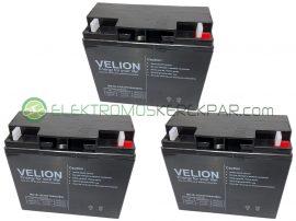 elektromos kerékpár akkumulátor 6-dzm-22 12V 22Ah teljes választékban (CK588452) - 06705125161