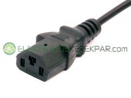 Elektromos kerékpár töltő csatlakozó (CK619190) - 06705125161
