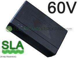 Elektromos kerékpár töltő 60V 1.6A fémházas (CK621894) - 06705125161