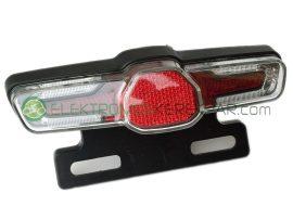 elektromos kerékpár hátsó világítás (CK633641) - 06705125161