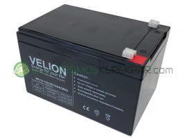 Elektromos kerékpár akkumulátor 6-dzm-10 12V 12Ah ( CK650831) -  06705125161