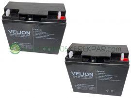 Elektromos kerékpár akkumulátor 6-dzm-22 12V 22Ah teljes választékban (CK673772) - 06705125161