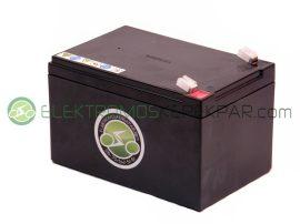 Elektromos kerékpár akkumulátor 6-dzm-12 12V 12Ah teljes választékban (CK675941) -  06705125161