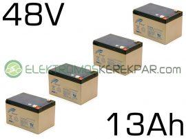 Elektromos kerékpár akkumulátor 6-dzm-10 12V 14Ah teljes választékban (CK701945) - 06705125161