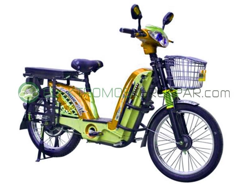 Elektromos kerékpár 48v