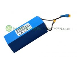 36V 10.6Ah Li-ion Akkumulátor elektromos kerékpárhoz
