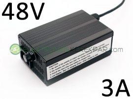 Elektromos kerékpár töltő 48V 3.0A fémházas (CK736390) - 06705125161