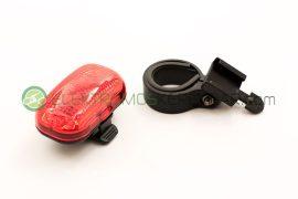 Elektromos kerékpár lámpa - LED - elemes - CK760783, 06705125161
