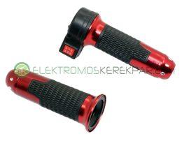 Elektromos kerékpár gázkar 3 sebesség kapcsolóval (piros) - CK818280 - 06705125161