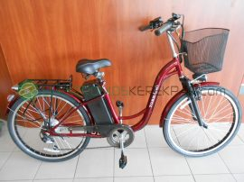 Tornádó TRD015 36V-9Ah elektromos kerékpár (CK834825) - 06705125161