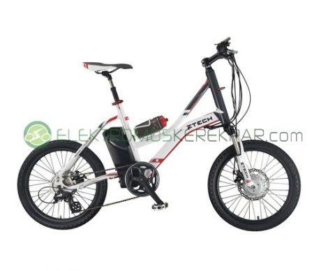 Z-tech ZT72 li-ion elektromos kerékpár (CK895997) - 06705125161