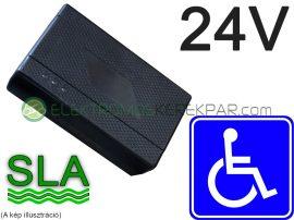 elektromos kerekesszék töltő 24V 5A (CK910947) - 06705125161