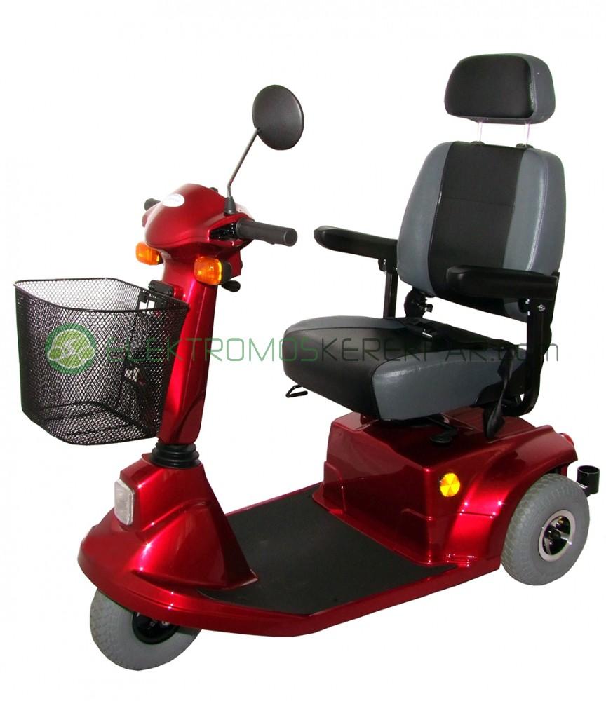ELEKTRA 6000 moped, EL-GO moped, akkumulátor töltő