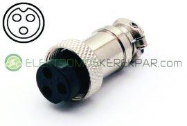 3 pólusú töltő dugó (CK945965) - 06705125161