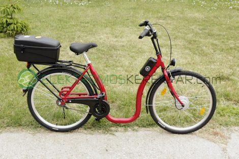 """VELION UC02 elektromos kerékpár (26"""" 3SP/9ES)"""