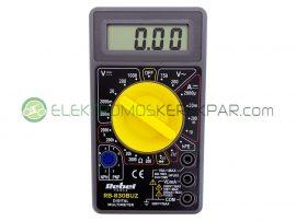 Multiméter elektromos kerékpár javításhoz - 2990,-Ft - CK992460 - 06705125161