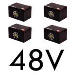 48V akkumulátor