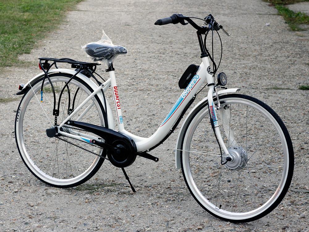 Velion OP18 pedelec elektromos kerékpár