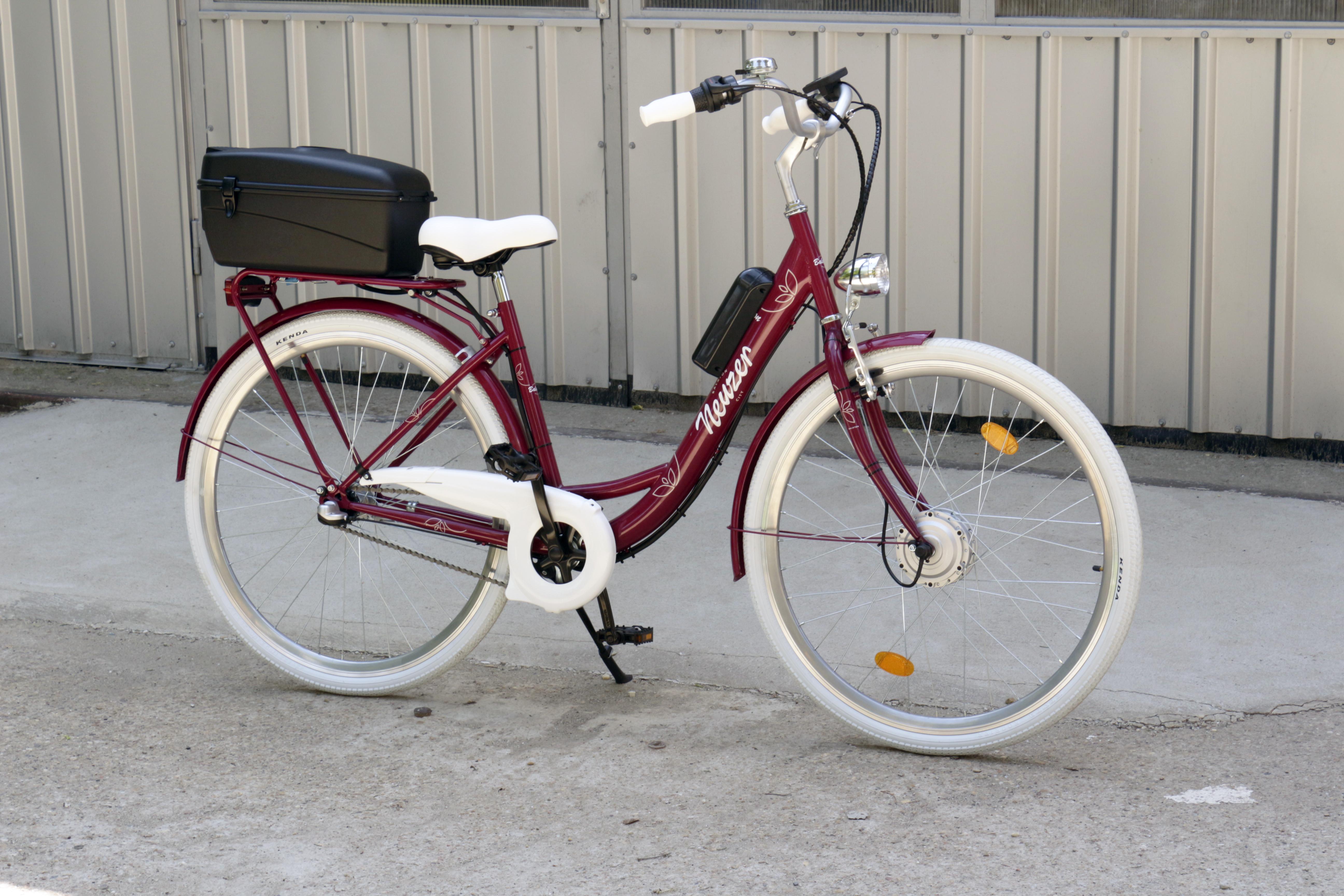 Velion NZ19 elektromos kerékpár