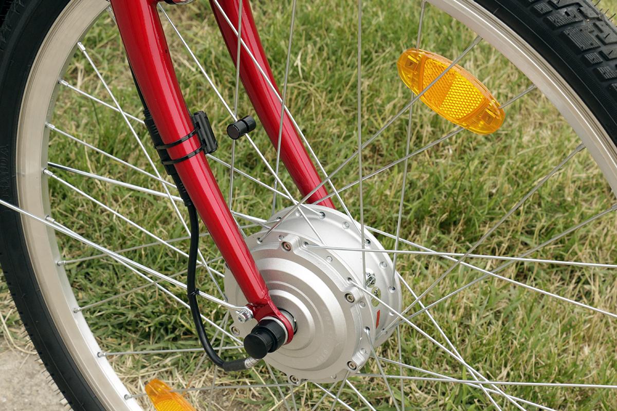Velion UC01 a Magyar elektromos kerékpár