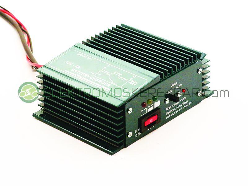 Image of 12V akkumulátor töltő (SLA)